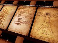 Inventiile lui Leonardo da Vinci, create dupa 500 de ani