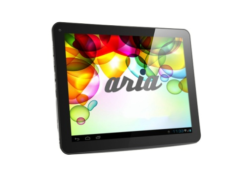 O tableta romaneasca e mai rapida decat noul iPad: Evolio lanseaza Aria. Cat de mic e pretul