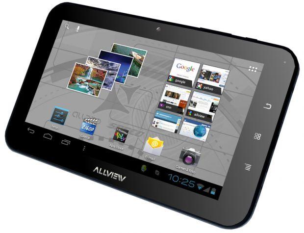 Allview Alldro Speed i, o tableta romaneasca ieftina cu ecran de 7  si Android 4. Specificatii tehnice complete