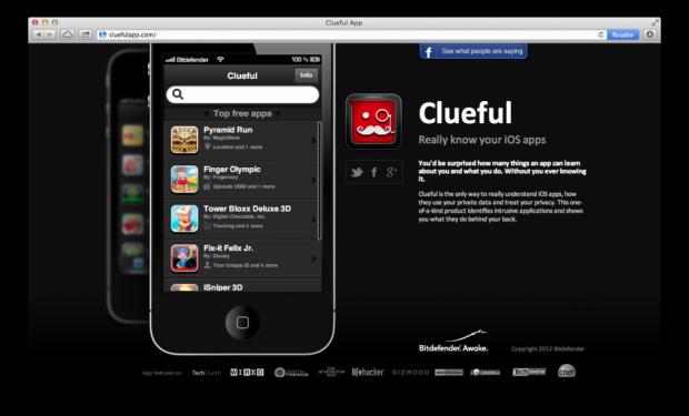 Clueful, aplicatia romaneasca interzisa de Apple, revine sub forma unei platforme web
