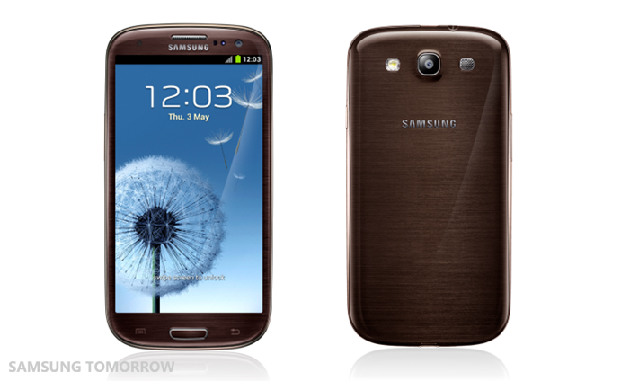 Samsung GALAXY S III maro