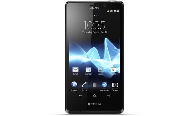 VIDEO: Sony anunta Xperia T, un smartphone cu ecran mare si camera de 13 MP
