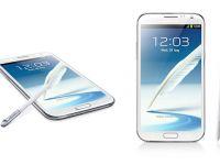 Samsung a lansat GALAXY Note II cu ecran imens si procesor cu patru nuclee