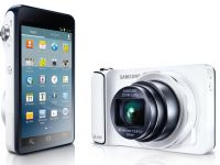Samsung reinventeza camerele foto. Camera GALAXY vine cu 16,3 MP, zoom optic 21x, Wi-Fi, 3G si Android 4.1