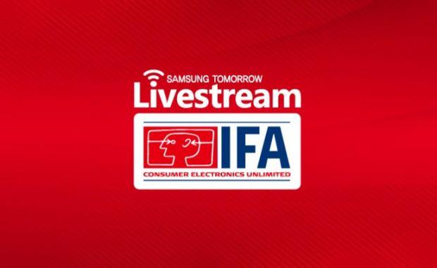 LIVE Conferinta de presa Samsung - IFA 2012 Berlin