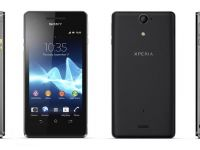 VIDEO: Sony Xperia V, un smartphone Android rezistent la apa si camera de 13 MP