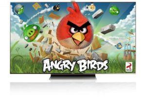 Samsung aduce la Berlin ES9000, televizorul inteligent de 75  cu Angry Birds si Multi-View