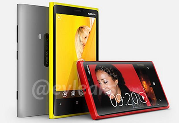 FOTO: Lumia 920 cu camera Pureview si Windows Phone 8
