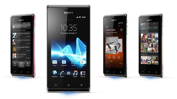 VIDEO: Xperia J, cel mai iefin smartphone Sony lansat la Berlin