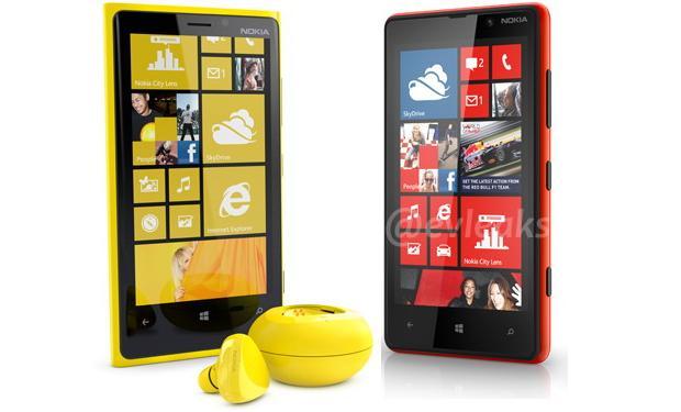 FOTO: Nokia revolutioneaza telefoanele mobile. Lumia 920 si Lumia 820 se vor incarca PRIN AER