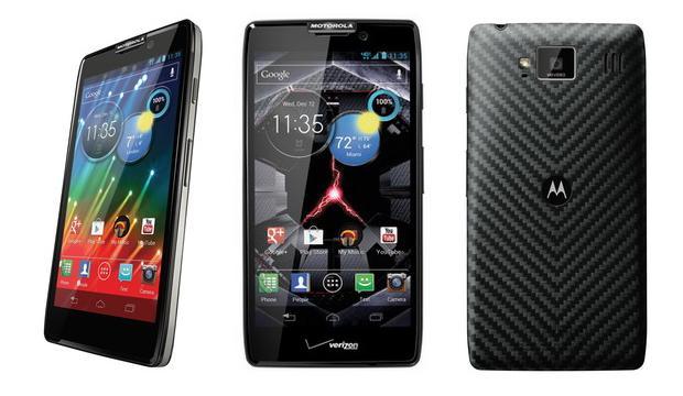 VIDEO: Motorola RAZR HD, un smartphone subtire cu ecran mare. Specificatii tehnice