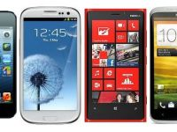 Este iPhone 5 cel mai bun smartphone al momentului? iPhone 5 vs. Galaxy S III vs. Lumia 920 vs. One X