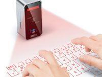 Celluon Magic Cube - tastatura cu proiectie VIRTUALA pentru orice smartphone. Ce face Cubul Magic