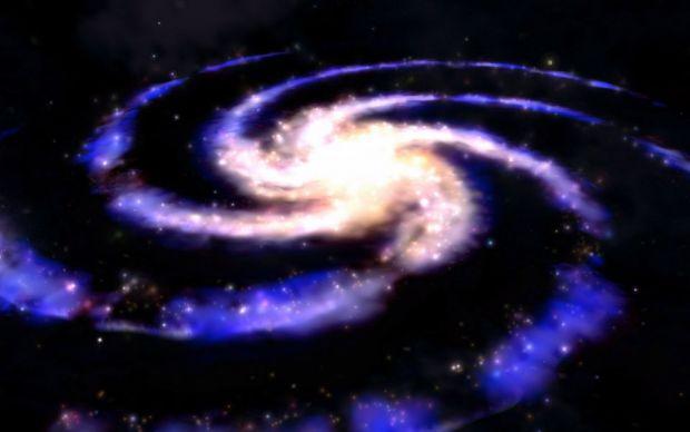 A fost descoperita una dintre cele mai vechi galaxii din Univers