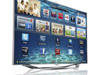 Demonstratie LIVE la iLikeIT cu aplicatia VOYO pe un Samsung SMART TV