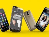 VIDEO: Nokia anunta Asha 308, un telefon dual-SIM ieftin, cu Facebook