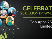 Google Play: 25 de miliarde de download-uri