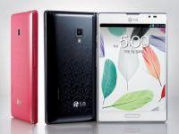 LG anunta Optimus VU II, un smartphone cu ecran de 5  si incarcare wireless