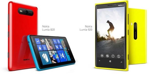 Greseala facuta de Nokia? Lumia 820 si 920, mai scumpe decat iPhone 5