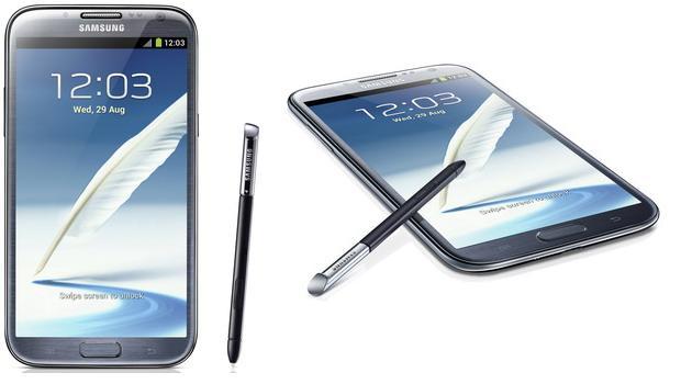 Samsung GALAXY Note II, smartphone-ul cu ecran imens de 5,5 , a ajuns in Romania