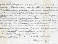 Scrisoarea istorica a lui Einstein catre Dumnezeu a fost scoasa la licitatie. Pretul de pornire, 3 mil dolari