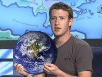 Numarul de utilizatori de Facebook a egalat numarul populatiei de pe glob din 1804