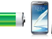Galaxy Note II devanseaza iPhone 5 si Galaxy S III la autonomie convorbiri si redare video