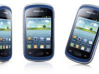 Samsung anunta GALAXY Music, un smartphone dedicat pasionatilor de muzica