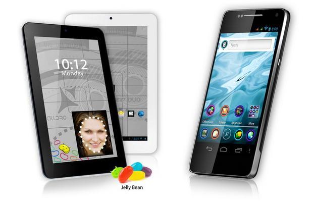 Android 4.1 Jelly Bean ajunge pe tabletele romanesti. Allview anunta primul smartphone dual-SIM cu ecran Super Amoled din Europa