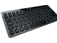 Logitech lanseaza o tastatura pe care o conectezi simultan la calculator, tableta si smartphone