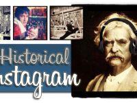Instagram si istoria. Cum ar fi aratat Einstein daca si-ar fi facut poze cu Instagram