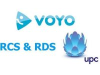 Voyo.ro, disponibil pe platformele RCS  RDS si UPC