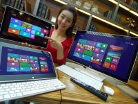 LG H160, gadgetul hibrid tableta-laptop cu ecran de 11,6 si Windows 8