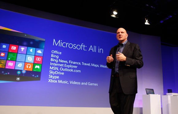 Windows 8 este disponibil incepand de azi. Microsoft reinventeaza Windows-ul si calculatoarele