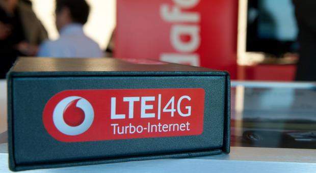 Vodafone lanseaza prima retea 4G din Romania
