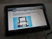 Galaxy Note 10.1, tableta cu functii dedicate pentru editare foto