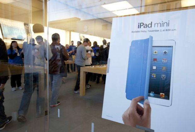 Apple a inregistrat un nou record de vanzari. Stocurile iPad mini sunt aproape epuizate