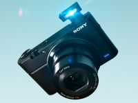 Compacta Sony Cyber-Shot RX100, una dintre inventiile anului 2012, in opinia Time