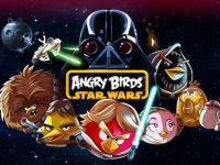 Angry Birds Star Wars, cel mai nou joc de la Rovio. Download aici