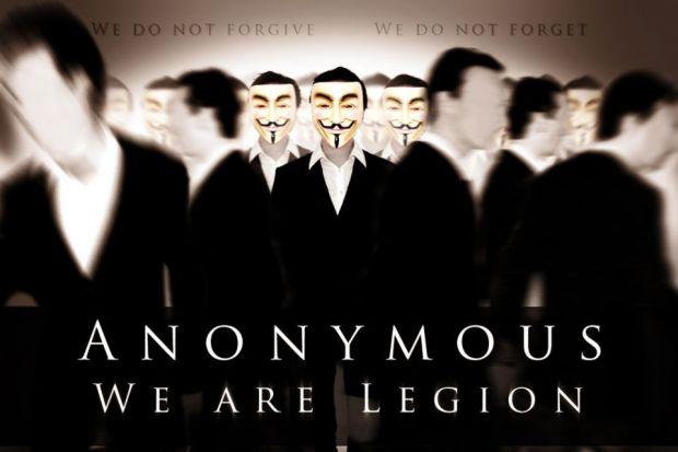 Trei membri ai Anonymous, trimisi in judecata de DIICOT
