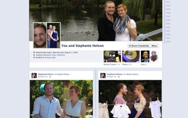 Facebook lanseaza pagina pentru cupluri