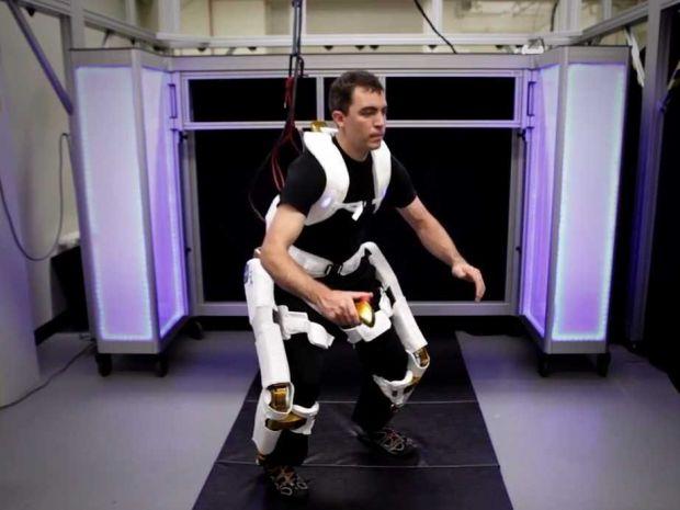 Costumul care le va da puteri supraomenesti astronautilor de acum incolo. Ce  Iron Man  pregateste NASA