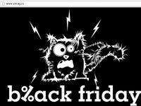 Black Friday 2012. Site-urile magazinelor online au picat si de data asta in vinerea neagra