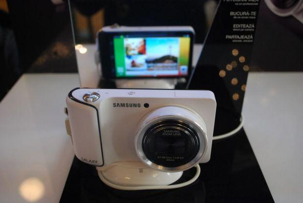 Samsung aduce in Romania Galaxy Camera - accesoriul perfect daca vrei poze artistice pe Facebook