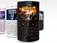 Asha 205, primul telefon Nokia cu buton de Facebook. Pret si specificatii tehnice