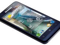 Lenovo IdeaPhone P770, smartphone-ul ieftin la care poti vorbi 29 de ore