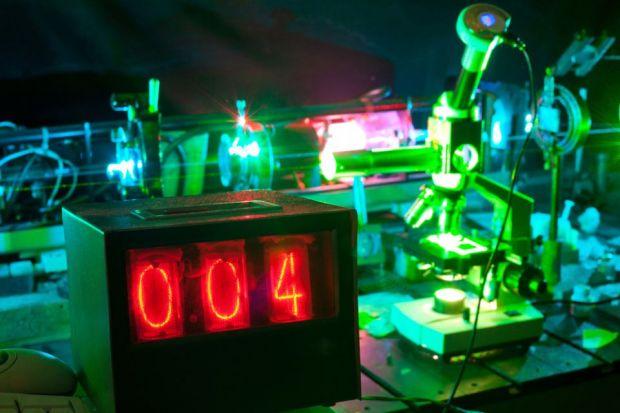 Laserul de la Magurele va duce teoriile fizice la extrem, insa nu va fi  Razboiul Stelelor