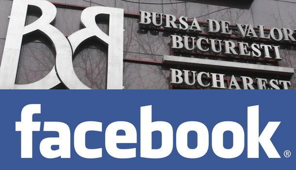 Facebook intra saptamana viitoare pe bursa din Bucuresti. Cum poti cumpara actiuni