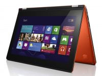 Lenovo IdeaPad Yoga. Combinatie fericita intre un laptop istet si o tableta