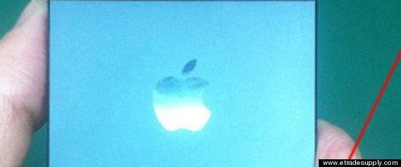Primele imagini scapate pe internet cu ceea ce pare a fi un nou smartphone de la Apple. Cat de mult difera de iPhone 5
